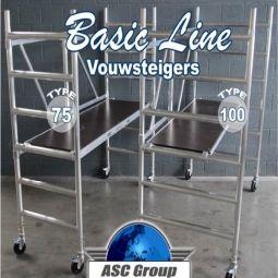 Alumexx Basic Line kamersteiger