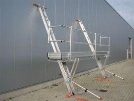 Werkstelling / Werkbrug